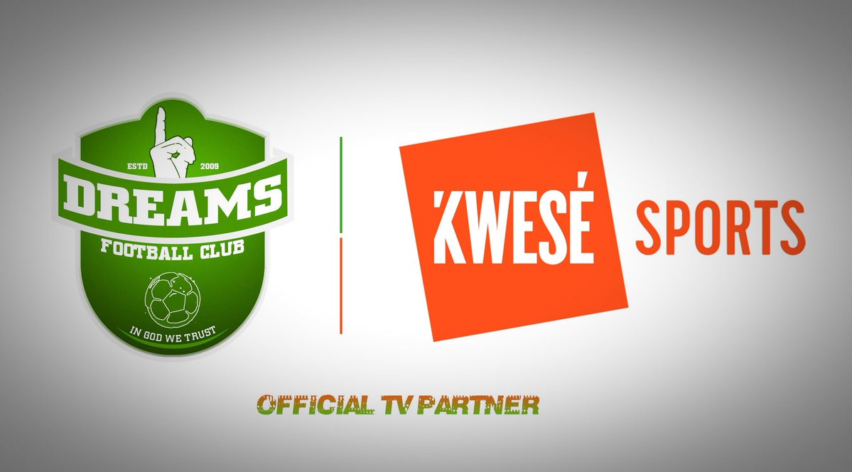 Dreams FC sign two year partnership with Kwese Sports