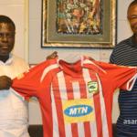 South African club paid Paa Kwesi Fabin $50, 000 to quit Kotoko - George Amoako reveals