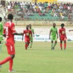 Kotoko and Hearts crushed out of GFA StarTimes GALA competition