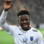 Malmo FC suspend Kingsley Sarfo amid rape charges, unpaid two months salary