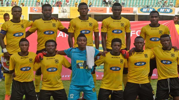 Asante Kotoko draw with SIMBA SC in friendly
