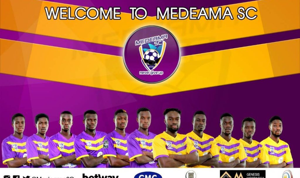 Medeama Unveil 11 new players ahead of new season