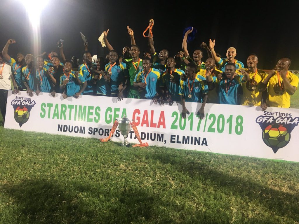 Wa All Stars wins 2018 StarTimes GFA Gala