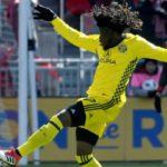 Lalas Abubakar named in MLS team of the opening week