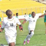 Priscilla Adubea eager to play for Arsenal Ladies