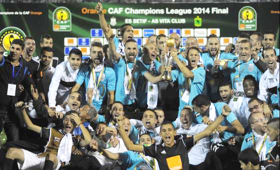We will give Aduana a good match in Ghana and finish them off in Algeria- ES Setif Manager
