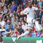 Crystal Palace in talks with Swansea City over Jordan Ayew