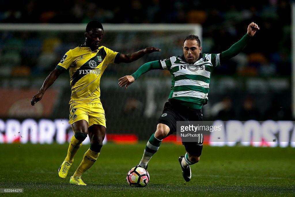 Ghanaian forward Osei Barnes inspires Arouca to victory over Sporting Lisbon