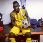 Richard Ofori named Man of the Match as Maritzburg draw with SuperSports in PSL