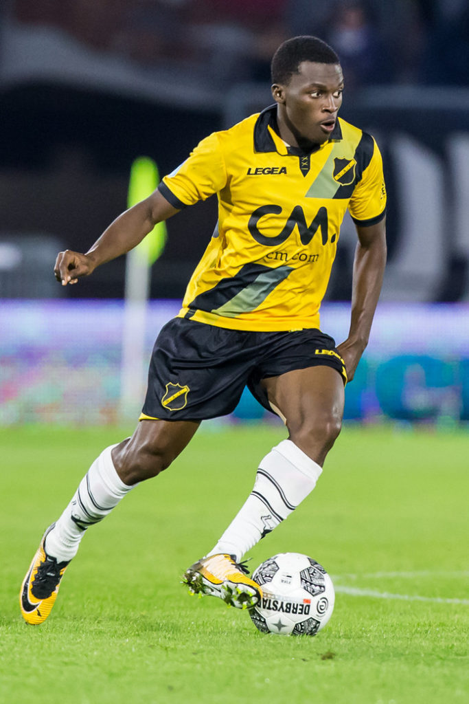 Ghana winger Thomas Agyepong opens up on winter struggles