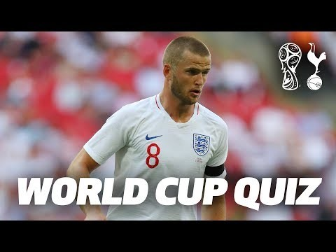 ERIC DIER | WORLD CUP QUIZ