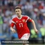 BARCELONA FC trying to hijack GOLOVIN's move to Juventus