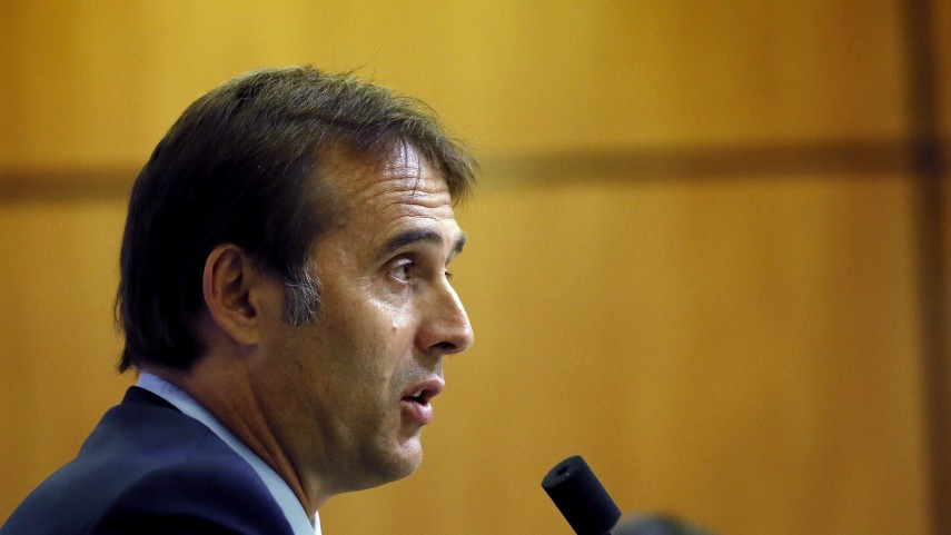 Julen Lopetegui to coach Real Madrid next season