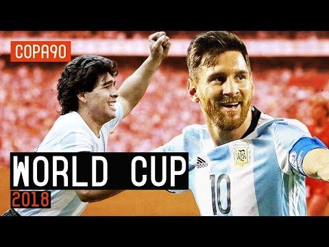 Can Messi Step Out The Shadows Of Maradona With A World Cup Win?