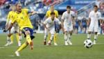 Sweden 1-0 South Korea: Dream Start for Swedes as Granqvist Penalty Breaks Koreans' Resistance