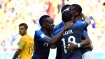 AS IT HAPPENED: France 2-1 Australia - World Cup Group C