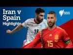 IRAN v SPAIN HIGHLIGHTS - FIFA World Cup