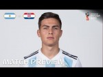 Paulo Dybala (Argentina) - Match 23 Preview - 2018 FIFA World Cup™