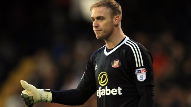 Jason Steele: Sunderland goalkeeper joins Brighton on a three-year deal