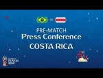FIFA World Cup™ 2018: Brazil - Costa Rica: Costa Rica - Pre-Match PC