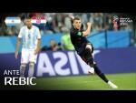Ante REBIC Goal - Argentina v Croatia - MATCH 23