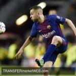 MANCHESTER UNITED set move on Jordi ALBA