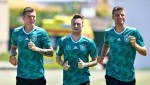 LIVE: Germany 1-1 Sweden - World Cup Group F