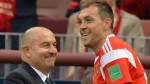 World Cup 2018: Stanislav Cherchesov says Russia's running statistics are due to being hosts