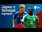 JAPAN v SENEGAL HIGHLIGHTS - FIFA World Cup