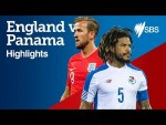 ENGLAND v PANAMA HIGHLIGHTS - FIFA World Cup