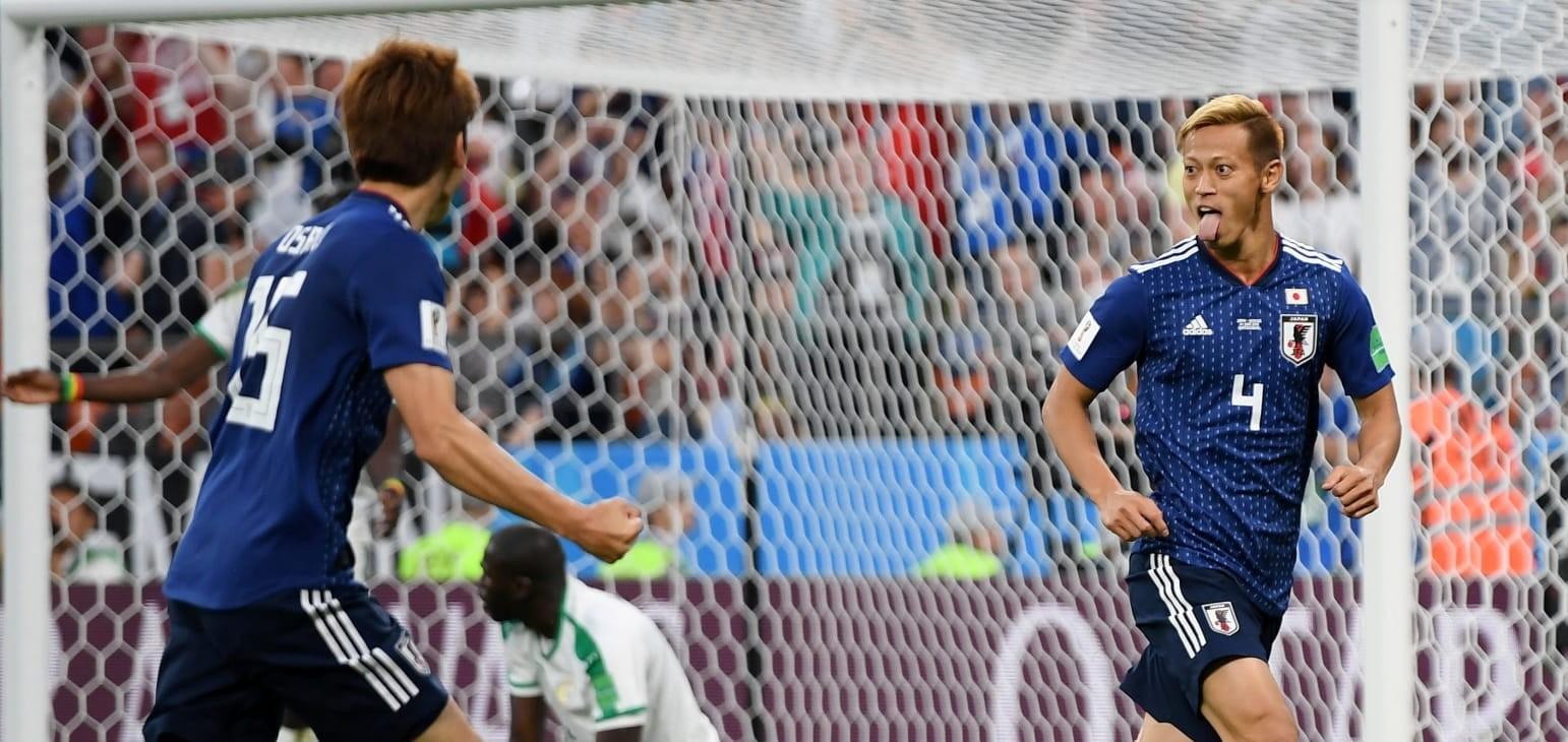 Group H: Japan 2-2 Senegal