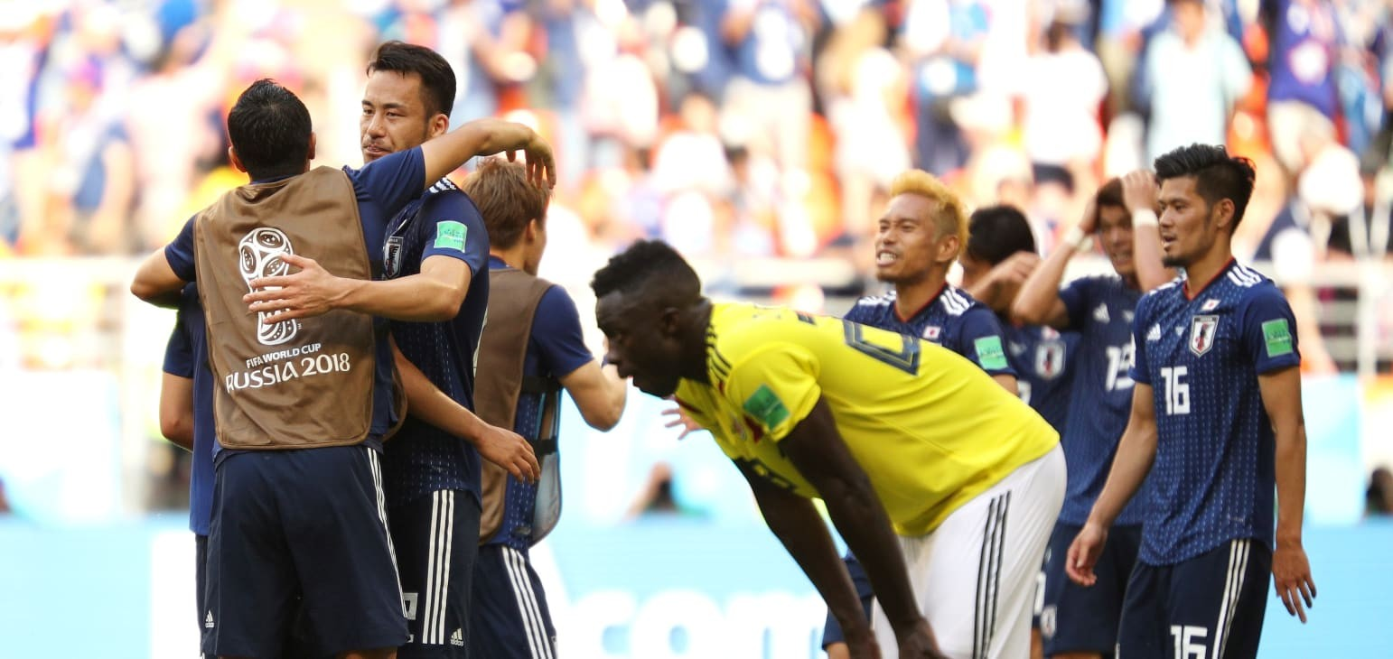 Confidence keeps Japan on course
