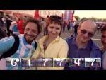 Selfie Challenge at the FIFA Fan Fest!