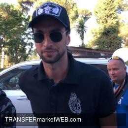 AS ROMA - Pastore signed the deal