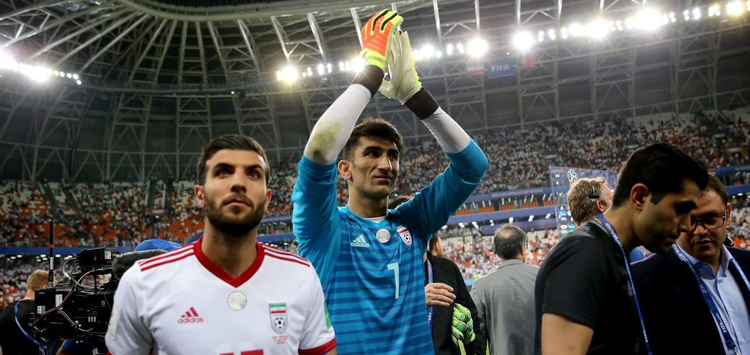 Beiranvand wants Queiroz to stay