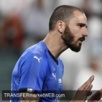 MANCHESTER UNITED - Duel to City and PSG on BONUCCI