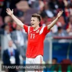 JUVENTUS - New bid to CSKA for GOLOVIN