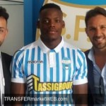OFFICIAL - SPAL sign DICKMANN and KATUMA
