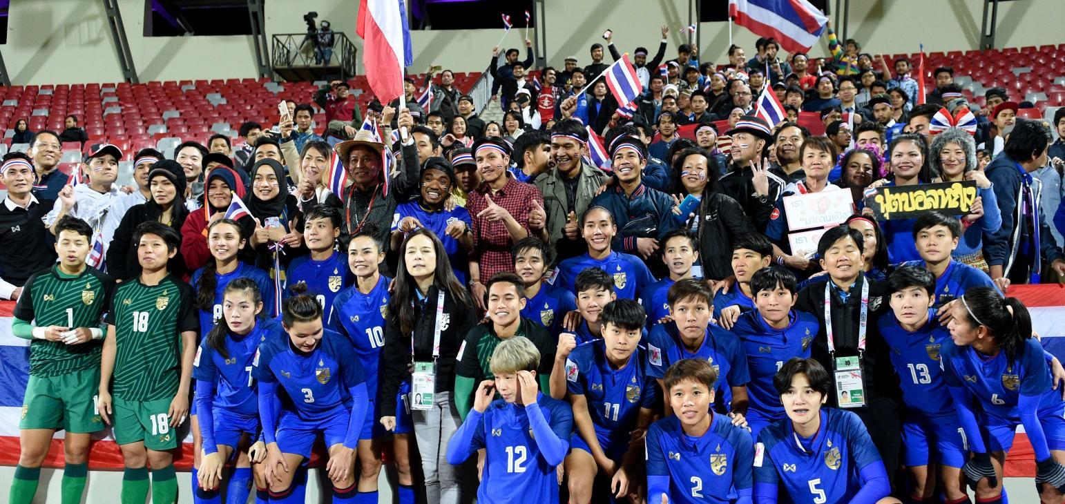 Thailand braced for challenge in AFF Women's Championship