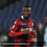 BOLOGNA - Godfred DONSAH set to stay put and extend