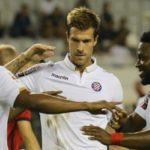 Ghanaian striker Ahmed Said to join Croatian giants Hadjuk Split for pre-season on Tuesday