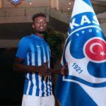 Bernard Mensah set to join Asamoah Gyan at Turkish side Kayserispor