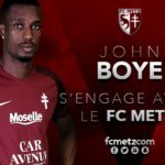 John Boye excited with move to Metz