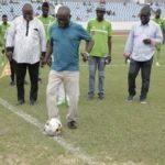 Inter Allies mourn with Ebusua Dwarfs over Nana Aidoo's death