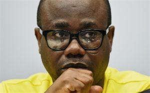 Striker Asamoah Gyan lauds ex-Ghana FA president Kwesi Nyantakyi