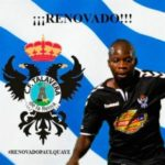 Paul Quaye extend contract with Segunda B side CF Talavera