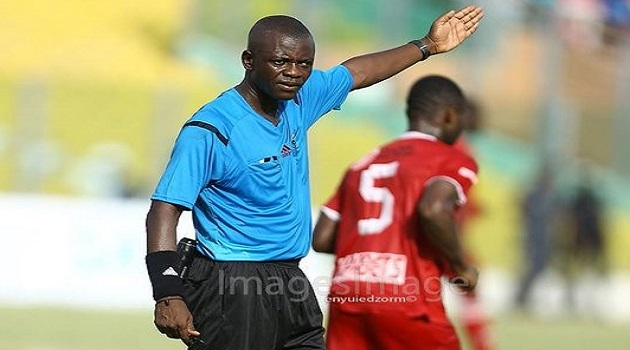 How a Ghana Premier League referee was mercilessly assaulted