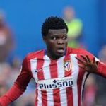 Thomas Partey happy with Griezmann's decision to stay at Atletico Madrid