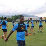 Richmond Boakye Yidaom starts pre-season with Jiangsu Suning