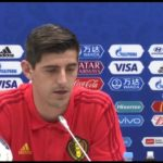 Thibaut Courtois says Belgium are outsiders, not favourites at the World Cup